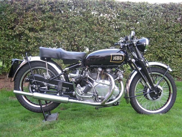 1947 Vincent HRD 998cc Rapide Series B
