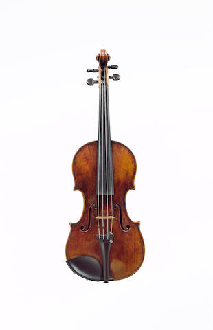 An Italian Violin by Josef, Filius Andreae, Guarneri,  Cremona, circa 1710