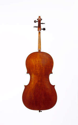 A good English Violoncello circa 1820 Kennedy School, London