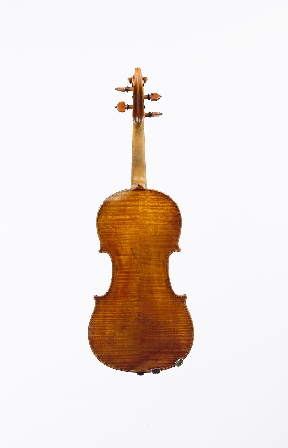 A Violin Gagliano School, circa 1900