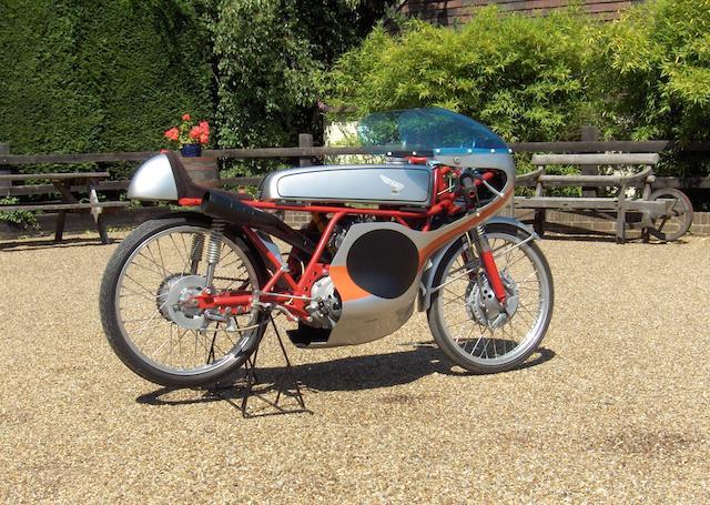 c.1963 Honda 50cc CR110 Racing Motorcycle  Engine no. 23 30