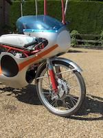 c.1963 Honda 50cc CR110 Racing Motorcycle