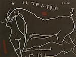 Marino Marini (Italian, 1901-1980) Il Profondo II (Guastella A163) (P)