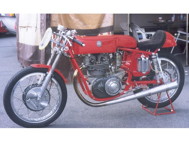 1958 Benelli - Works Racer,