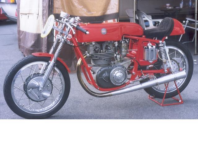 1958 Benelli - Works Racer,