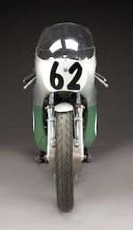 From Silverman Museum Racing,1998 Benelli 350cc Beale Replica Racing Motorcycle  Frame no. to be advised Engine no. to be advised