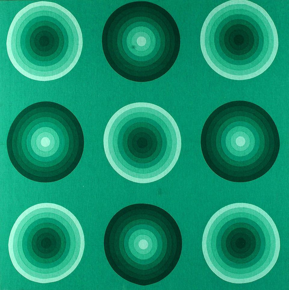 Verner Panton (Danish, 1926-1998) Multiple Spot Spectrum.