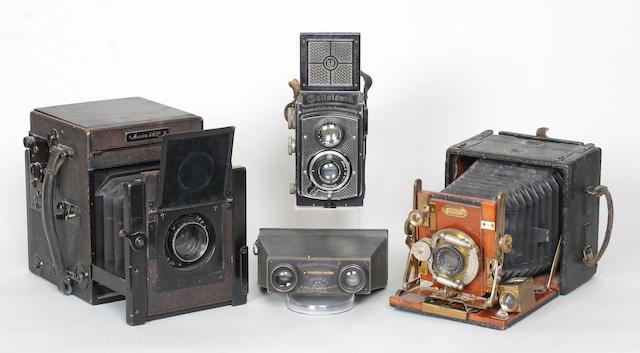 Sanderson and Carpenter cameras