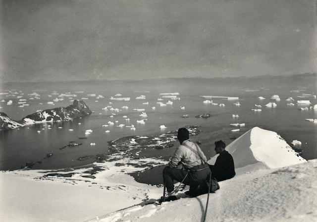 ANTARCTIC The Alfred Saunders Photographic Archive, 1924-1939