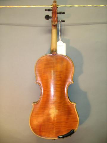 An English Violin circa 1790