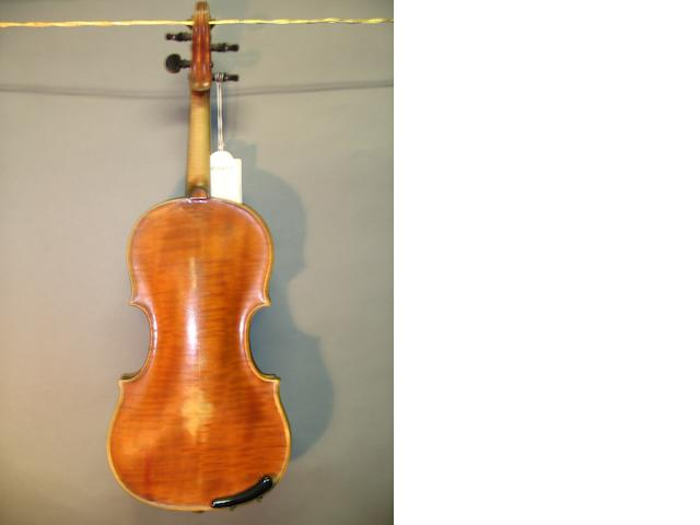 An English Violin of quality circa 1790