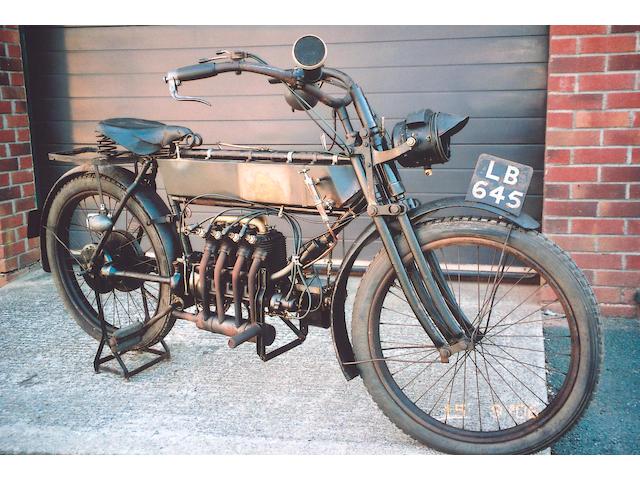 c.1910 FN Four-Cylinder