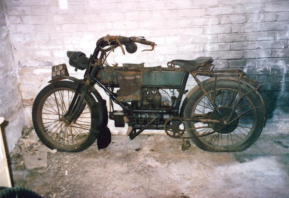 c.1910 FN Four-Cylinder  Frame no. 35683 Engine no. U 1049