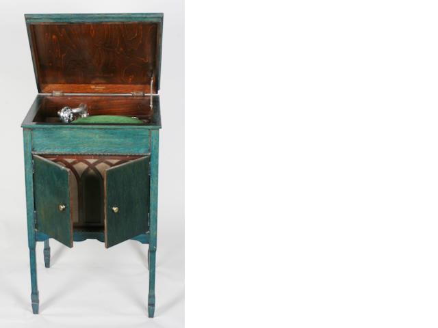 A Westminster Model II cabinet gramophone