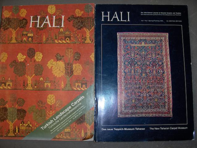 Hali-Volumes 1 and 2