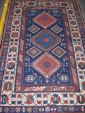 A Shirvan rug East Caucasus, 198cm x 117cm