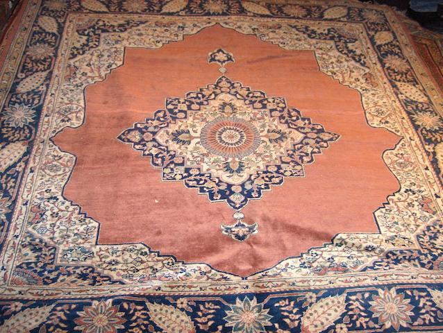 A Sivas carpet West Anatolia, 218cm x 203cm