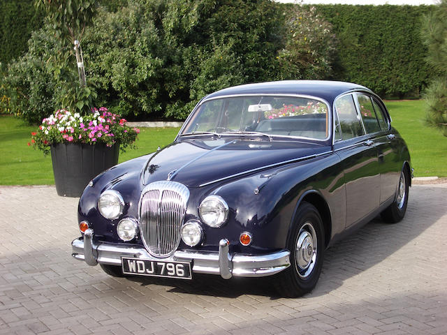 1964 Daimler V8 250 Four Door Sports Saloon  Chassis no. 1A3704BW Engine no. 7A4040