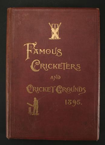 """""""Famous Cricketers and Cricket Grounds"""""""