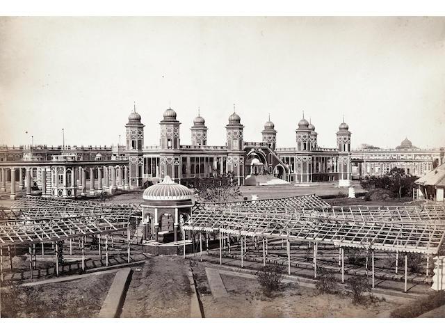 BOURNE & SHEPHERD Lucknow, Punjab and Kashmir, c.1865