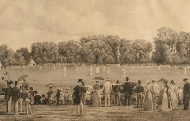 Cricket at Eton College