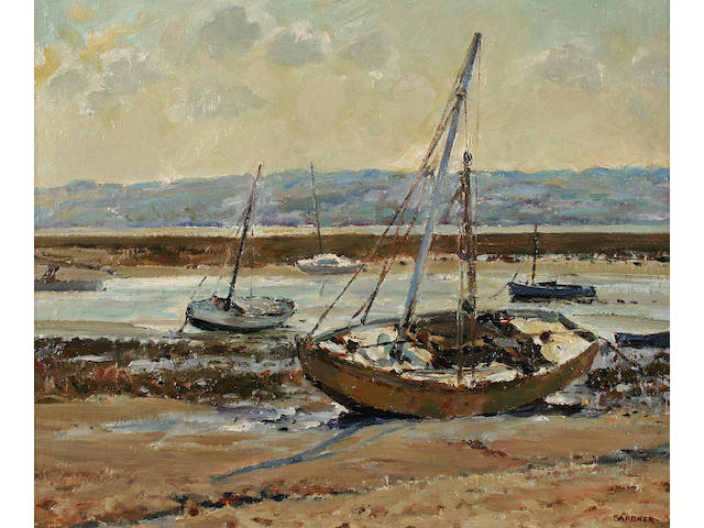 "Keith Gardner ""Beached, Heswall"","