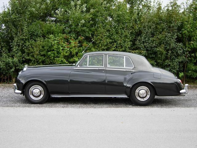 Single family ownership since 1965,1957 Bentley S1 Saloon  Chassis no. B431EK Engine no. BE450