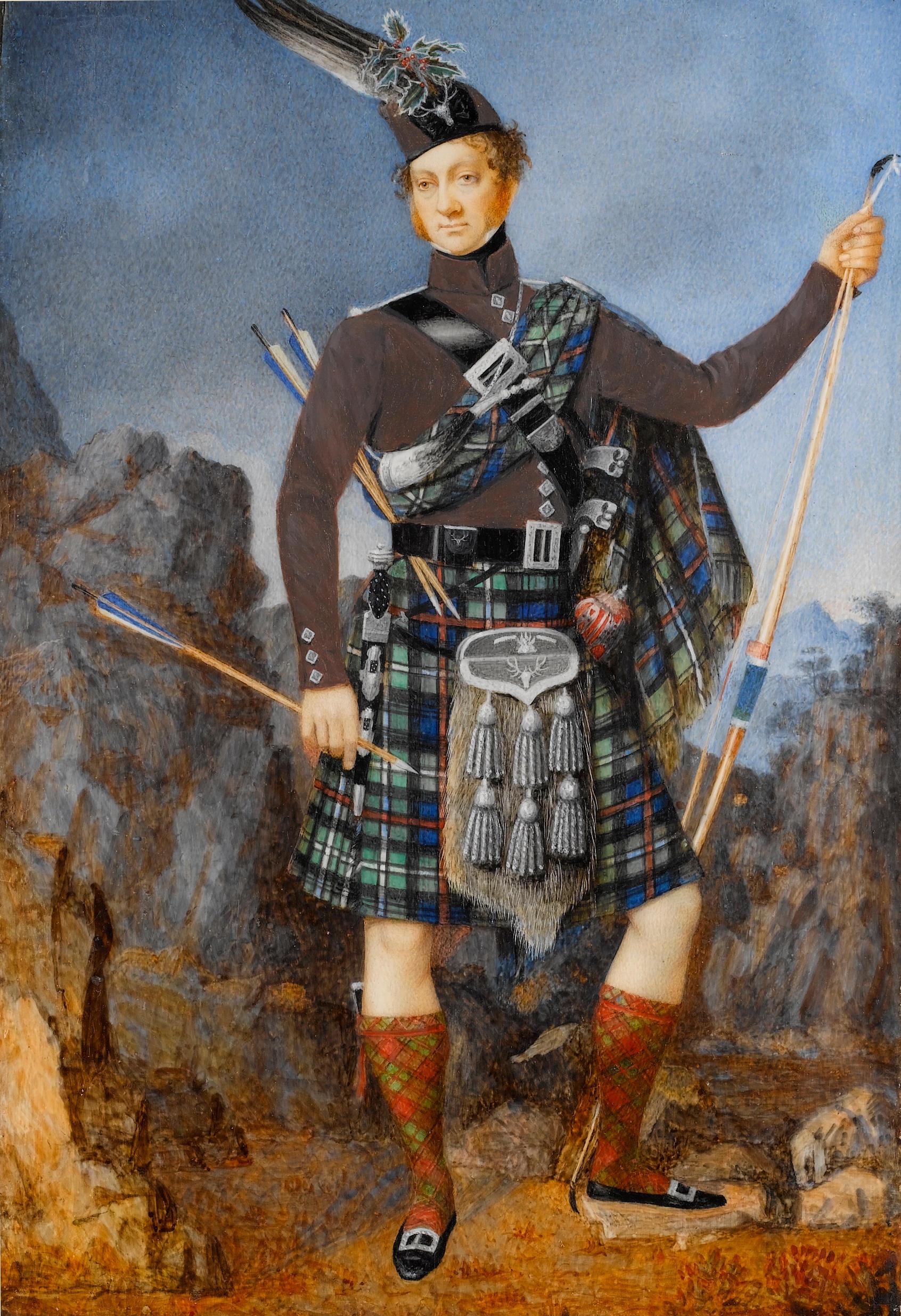причина картинки шотландцев художниками шотландии когда