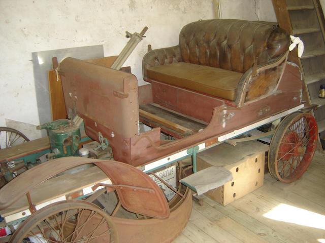 1906 Rover Open Tourer,
