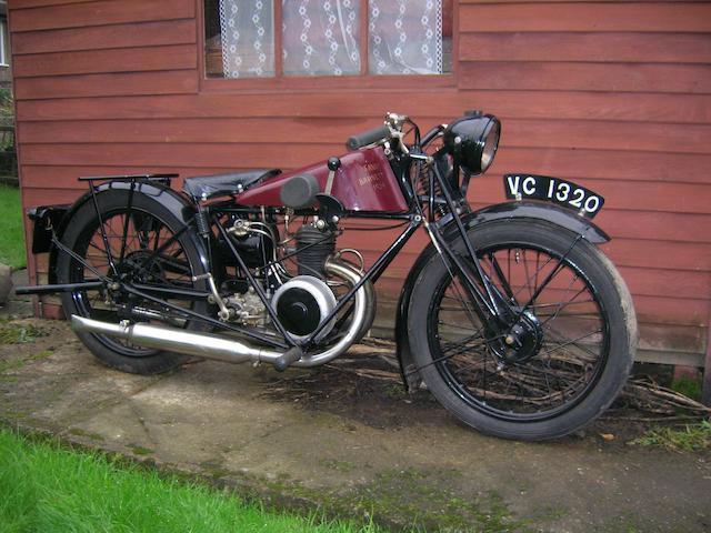 1929 Francis Barnett,