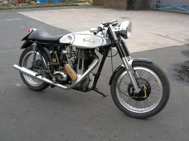 1954 Norton,