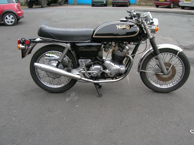 1972 norton,