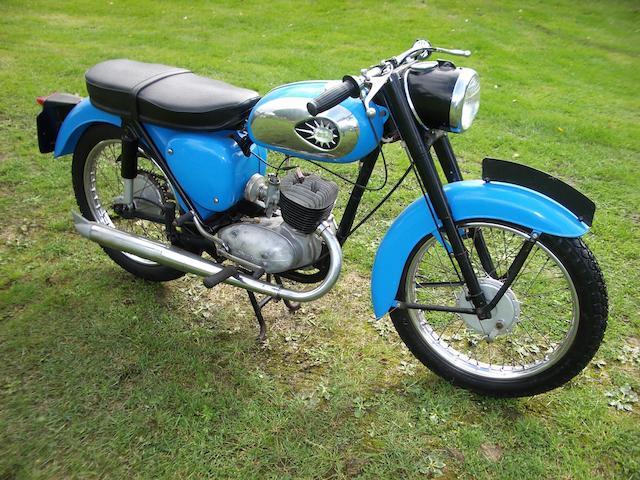 1965 BSA D7 172cc Super Bantam