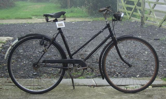 Elswick Ladies Bicycle, c.1933,