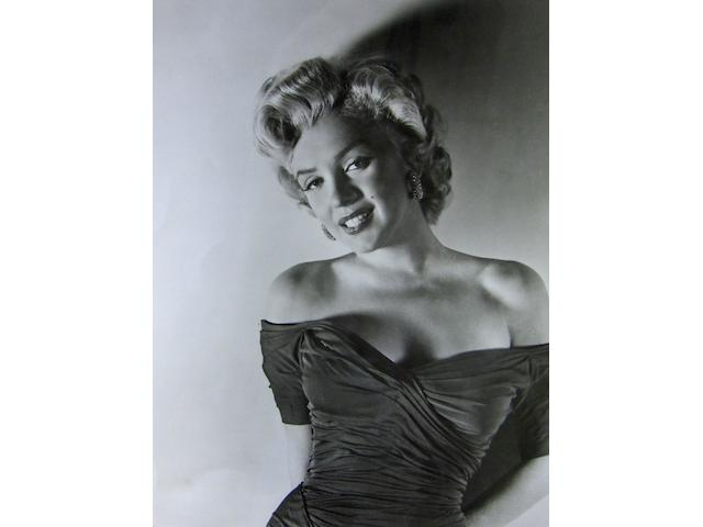 A collection of approximately four hundred Marilyn Monroe related black and white original stills,