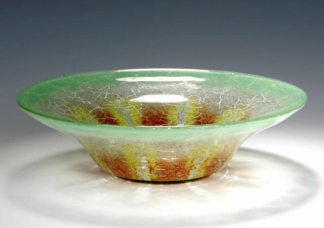 A WMF bowl,