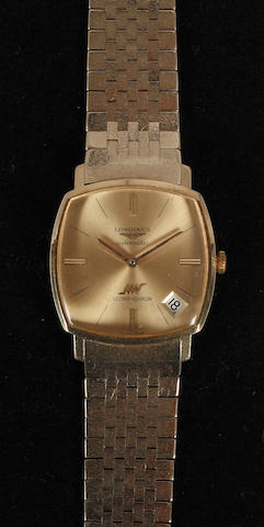 "A gentleman's Longines automatic ""Ultra Chron"" wristwatch"