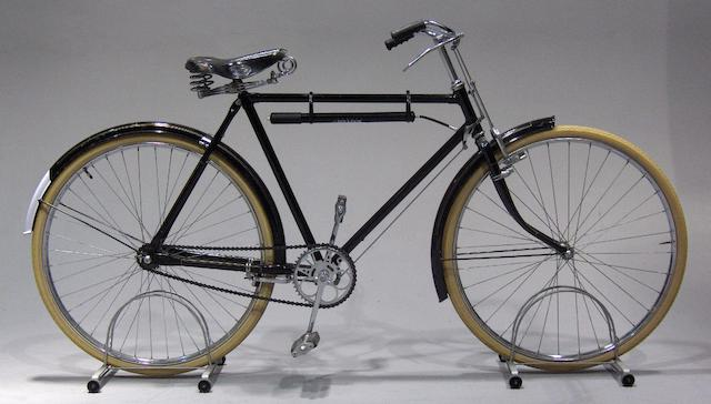 A reproduction Atlas Royale gentleman's bicycle,