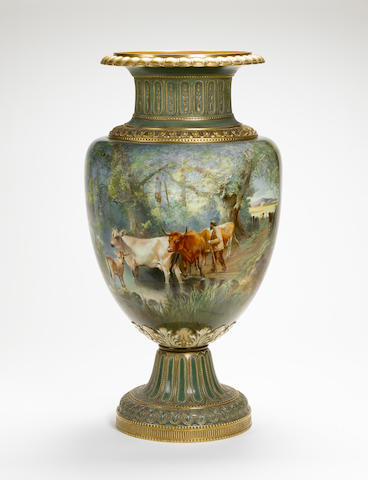 The Pastoral Vase by Beresford Hopkins
