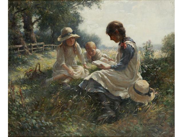 William Kay Blacklock (1872-c1922) 'Fairy Tales'