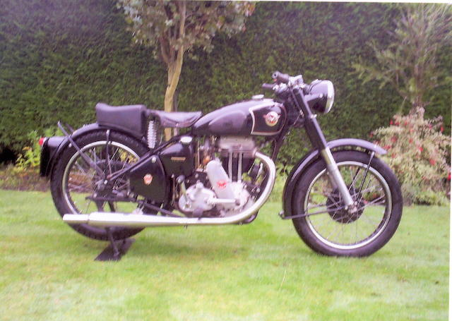 1951 Matchless 500cc Model G80