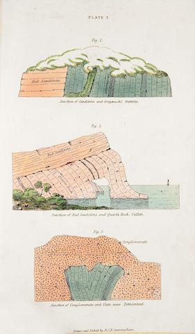 CUNNINGHAM (R.J.HAY) The Geognosy of Banffshire