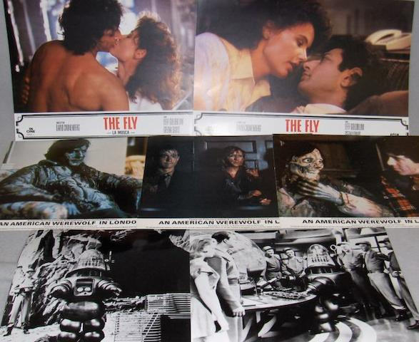A collection of approximately three-thousand stills, transparencies and lobby cards,