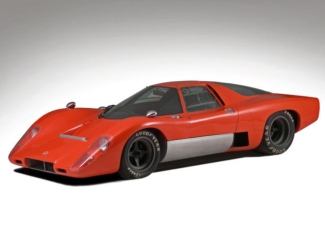 1969-type McLaren M12/'M6GT' Coupé  Chassis no. to be advised (see text)
