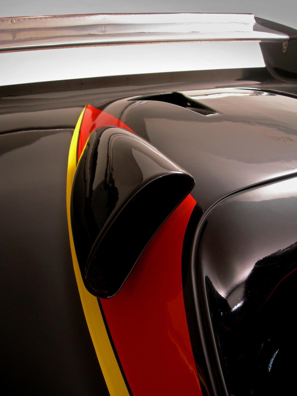 Toj-BMW  Chassis no. SC206 SC7901