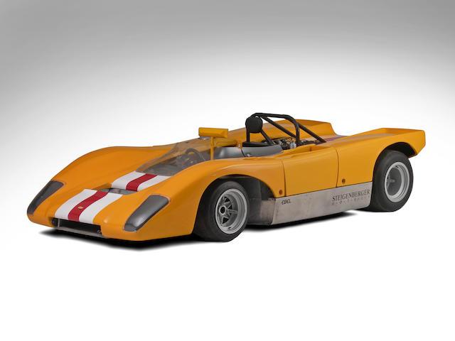 1970 Lola T210 Barchetta  Chassis no. SL210/9