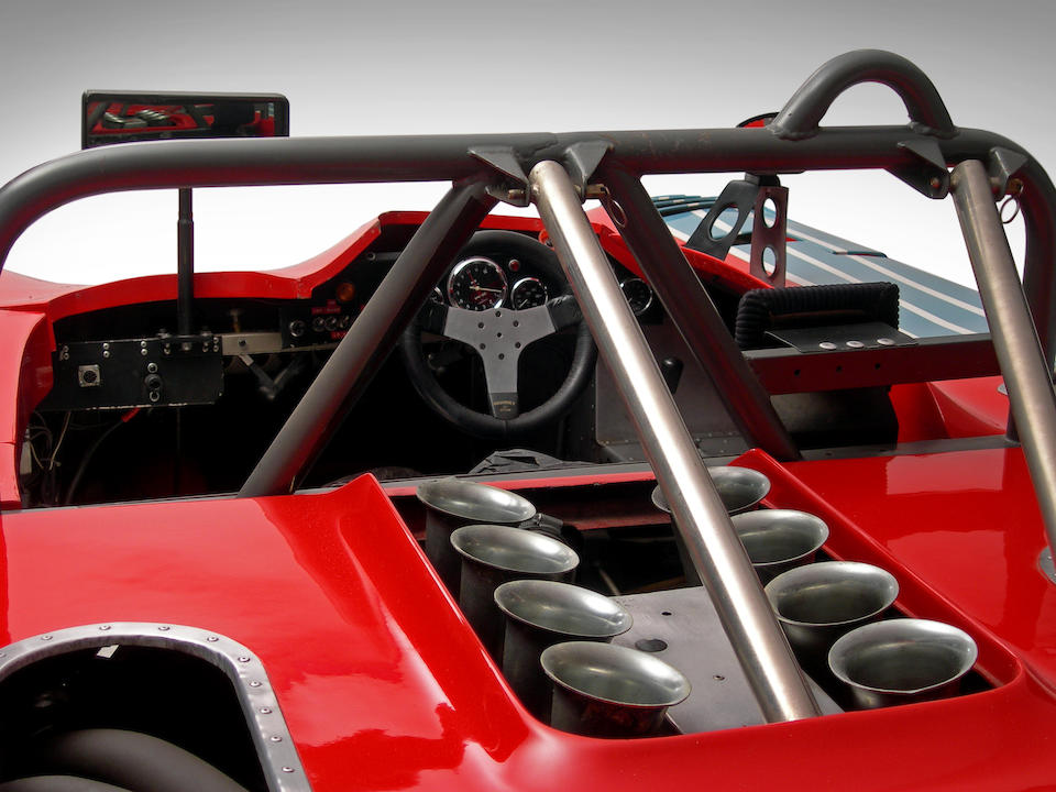 1972 Lola T280 Sports-Racing Two-Seater  Chassis no. T280 HU 4