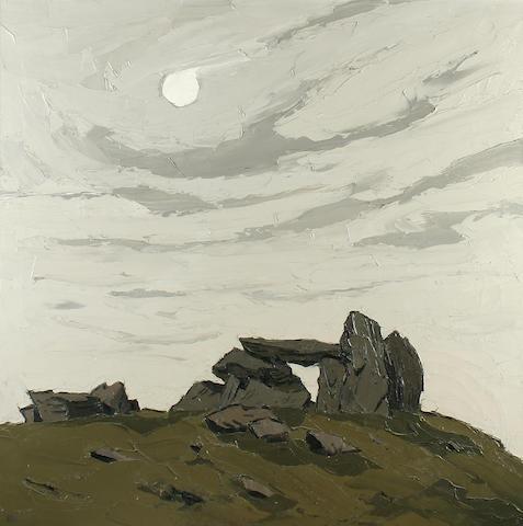 "Sir Kyffin Williams (1918-2006) ""Cromlech at Trefignath"","