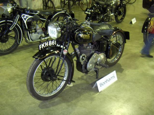 1939 Rudge 250 Sports