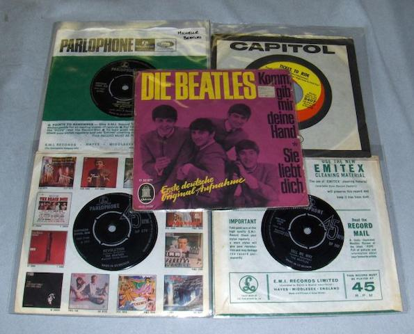 A collection of Beatles recordings, 1960s and later,